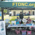 The FTDNC tent in 2015