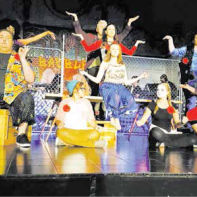 Godspell performers outdid themselves in this years productions.