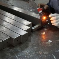 welding stainless steel