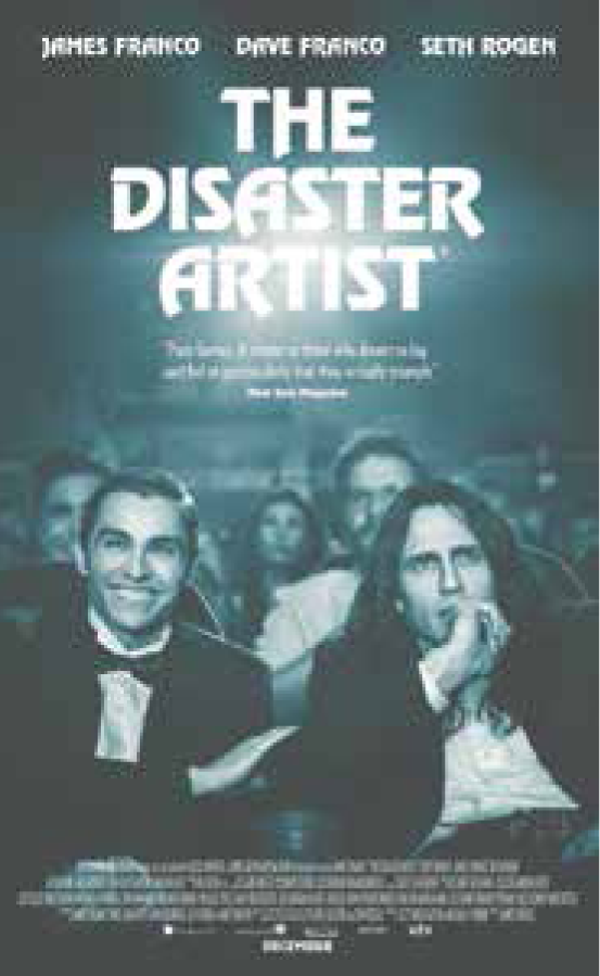 Movie Review: The Disaster Artist