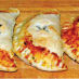 Kale and Sausage Turnovers